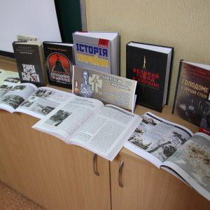 85 річниця вшанування пам'яті жертв Голодомору 1932-1933 років.