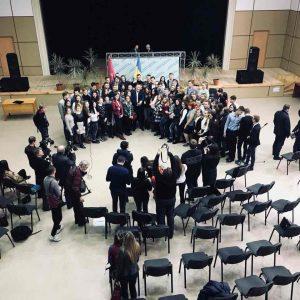 Студенти Хортицької національної академії на зустрічі з губернатором