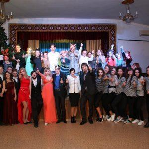 Новорічні пригоди студентів Хортицької національної академії у Казковому лісі