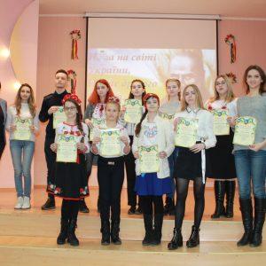 Вітаємо переможницю обласного етапу VIII Міжнародного мовно-літературного конкурсу імені Т.Г. Шевченка!