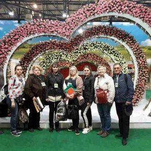 Міжнародна виставка флористики та ландшафтного дизайну