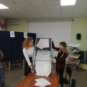 Вибори до Студентського уряду Хортицької національної академії