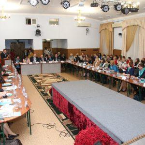 Міжнародна науково-практична конференція  «Досвід і проблеми організації соціальної та життєвої практики учнів і студентів на засадах компетентнісного підходу до освіти»