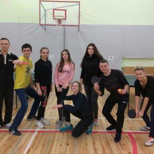 Наступний крок до Олімпу спартакіади:  змагання з настільного тенісу
