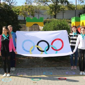 Урочисте відкриття II Cпартакіади-2019 в Хортицькій національній академії
