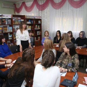 Двадцятий мовний марафон у Хортицькій національній академії