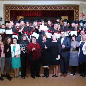 Вручення дипломів випускникам 2020 року Хортицької національної академії!