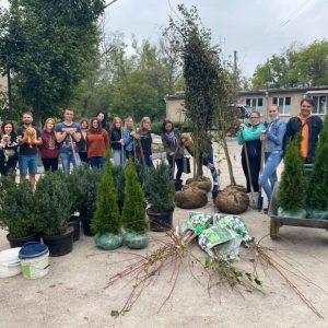 Всеукраїнська акція «1 000 000 дерев за 24 години»