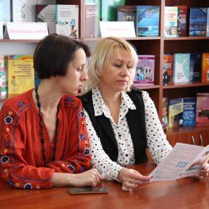 ІІ етап проєкту «Самодіагностика раку молочної залози в молодих українок»
