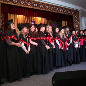 Вручення дипломів магістрів 2021 року Хортицької національної академії!