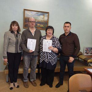 Хортицька національна академія започаткувала співпрацю із зарубіжним партнером –  Асоціацією «UCM-Italy»