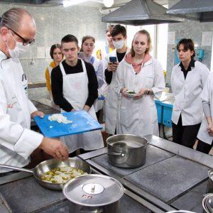 Кулінарний майстер-клас італійської кухні