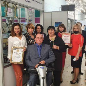 Хортицька національна академія здобула на Міжнародній виставці почесну нагороду – Гран-прі «Вища освіта України»