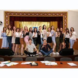Звітне засідання Студентського уряду