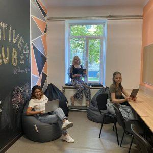 Creative Hub для студентського активу Хортицької національної академії